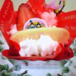 フェルエッグの雛祭りケーキ
