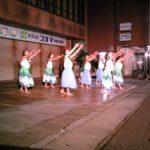 本町通り歩行者天国2011フラダンス