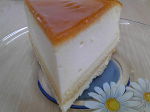山川製菓舗チーズケーキ