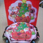 メリーチョコレートカムパニークリスマス缶