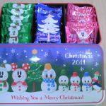 ディズニーシークリスマス2011缶