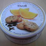 デンマークオレンジクッキー