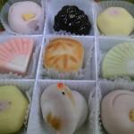御菓子司澤田屋寿引菓子和菓子
