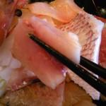 静岡県南伊豆町弓ヶ浜青木さざえ店海鮮丼