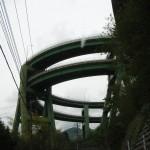 静岡県河津町七滝ループ橋