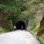 静岡県河津町旧天城隧道
