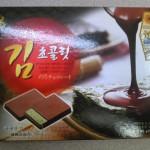 韓国土産 のりチョコレート