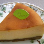糸魚川市フェルエッグベイクドチーズケーキ