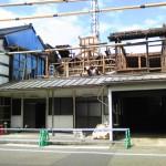 糸魚川銭湯滝の湯解体