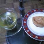 ナッツ〜ネイル、エステ、マッサージ、ブライダル〜生姜のお茶とスコーン