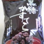 ローヤル製菓(株)黒糖カステラ