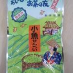 東海フーズ(株)小魚せんべい