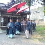 天津神社春大祭(糸魚川けんか祭り)2014