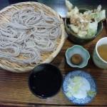 新潟市東区プラザ地下1階二葉屋のサービス定食