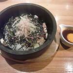 糸魚川駅隣接ヒスイ王国館1階だいにんぐばー徳菜光の石焼海鮮飯