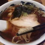糸魚川駅隣接だいにんぐばー徳菜光のラーメン