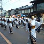 寺町琴平社宵祭り歩行者天国2015
