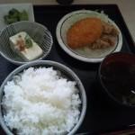 長野自動車道みどり湖PA上り線カラコロ定食