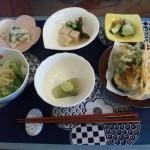大和川喫茶・軽食さくらのキノコ釜飯
