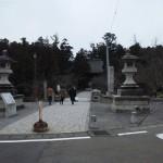 胎内市国の重要文化財乙宝寺三重塔