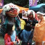 天津神社けんか祭り