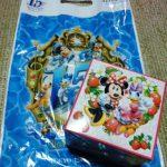 ディズニー キュービックチョコレートクランチ