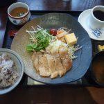 新潟ユニゾンプラザ1階八菜茶屋