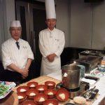 ホテルニューオータニ―長岡料理長
