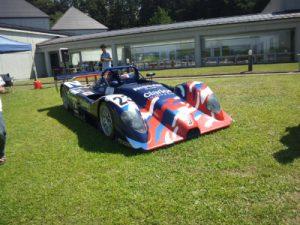 特別展示車両 ニッサンR391(1999年ルマン富士1000キロレース優勝車)