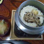 大和川 喫茶・軽食さくらの釜めし