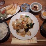 飲茶海鮮中国厨房黄鶴楼ランチ