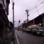 糸魚川本町通り商店街京屋