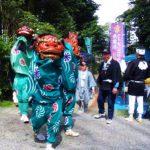 糸魚川天津神社春大祭けんか祭り2017じょば