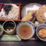 小千谷市天ぷらきしん あなご天ぷらうどん