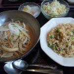 月徳飯店 ごまだれ冷麺
