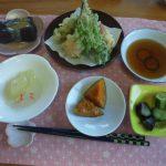 糸魚川市大和川 喫茶・軽食さくら きのこ釜飯