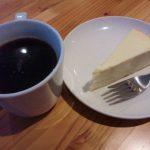 ジョージズカフェフォークスニューヨークチーズケーキ