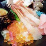 魚祭の海鮮丼