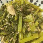 大根と鯖缶と味噌でかんやき糸魚川