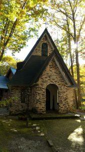 白馬和田野の森教会