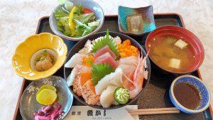 割烹魚がし海鮮丼