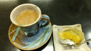 郷の茶店えほん甘酒入りスイートポテト