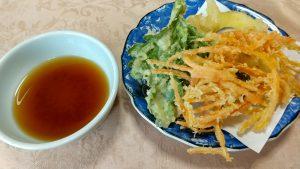喫茶軽食さくら天ぷら